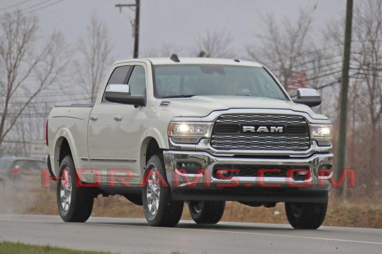 69 All New 2020 Dodge Ram 2500 Cummins Release Date by 2020 Dodge Ram 2500 Cummins