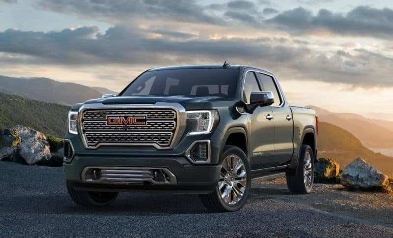 69 All New 2020 GMC Sierra 1500 Model with 2020 GMC Sierra 1500