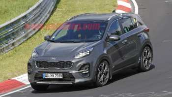 69 All New 2020 KIA SportageSpy Shots Pictures by 2020 KIA SportageSpy Shots