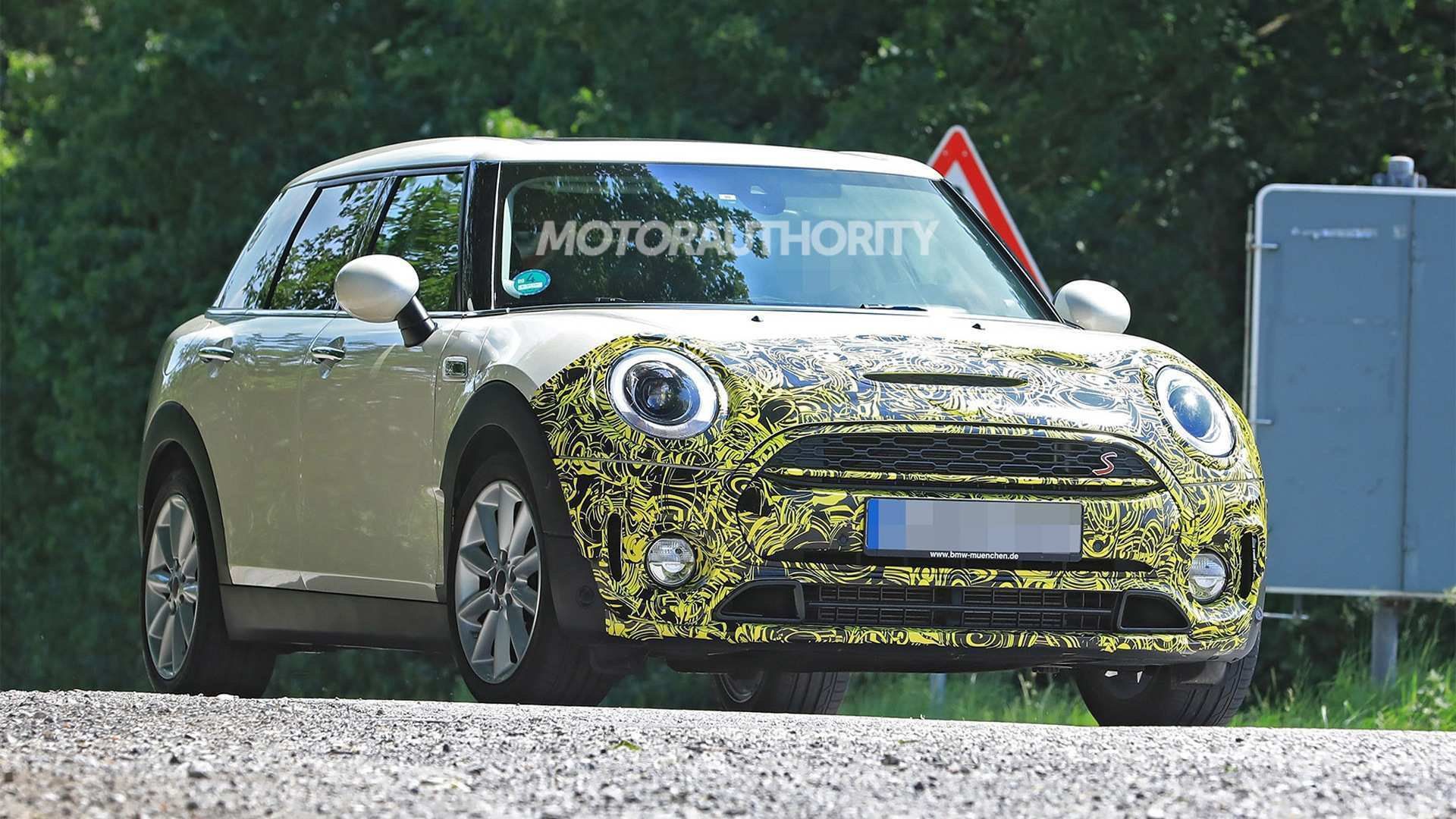 69 All New 2020 Mini Cooper Clubman Picture for 2020 Mini Cooper Clubman