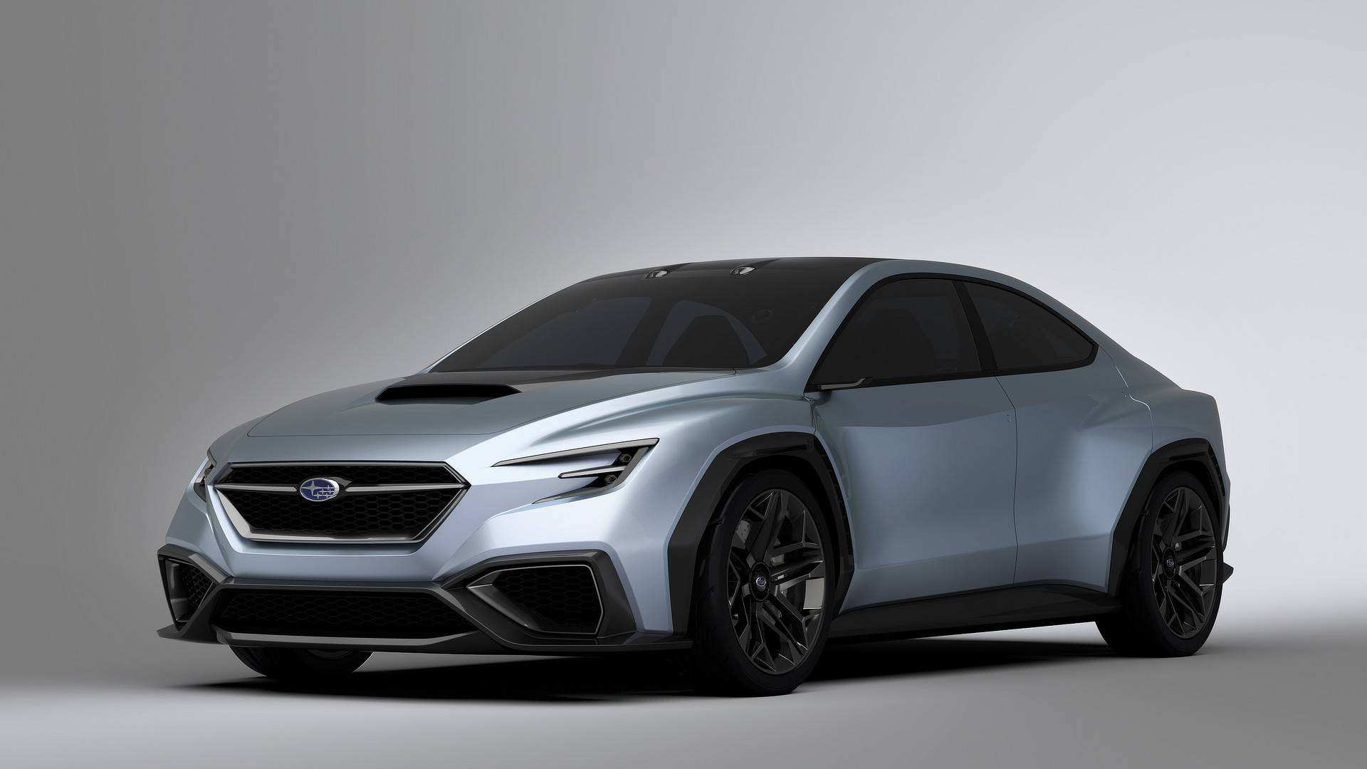 69 All New 2020 Subaru Wrx Series Gray Performance for 2020 Subaru Wrx Series Gray