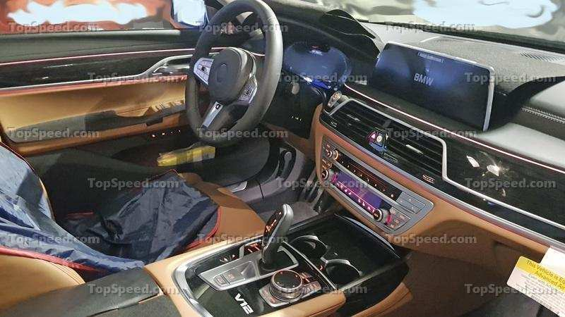 69 Best Review 2020 BMW 750Li Spy Shoot for 2020 BMW 750Li