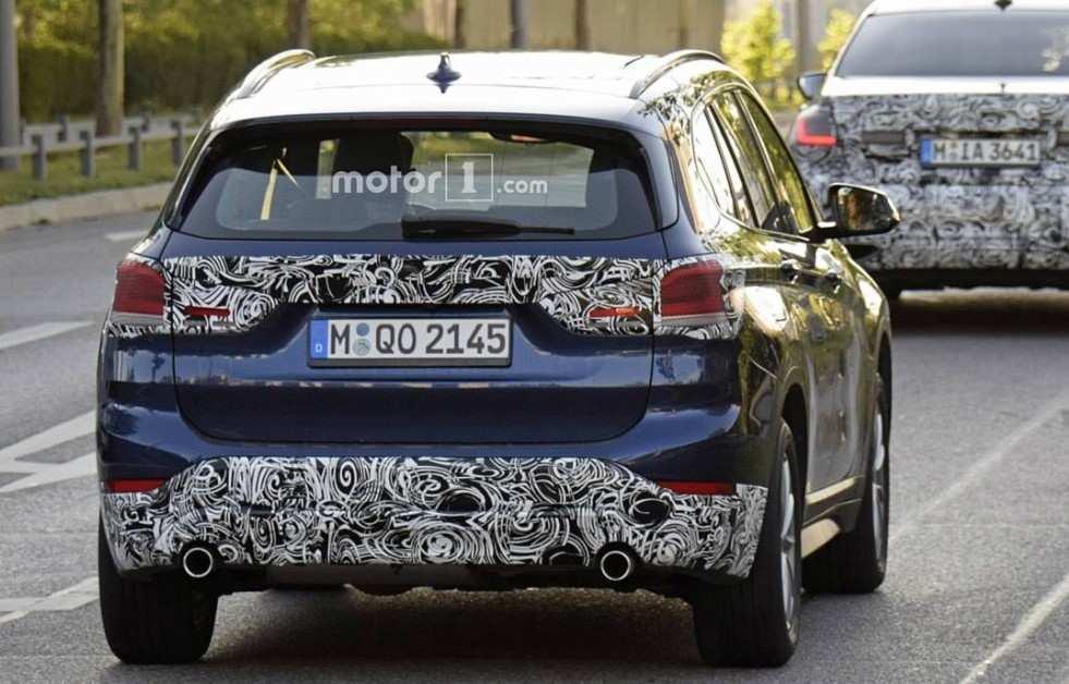 69 Best Review 2020 BMW X1 2018 Release by 2020 BMW X1 2018