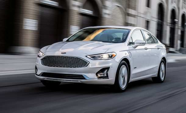69 Best Review 2020 Ford Fusion Energi Performance and New Engine with 2020 Ford Fusion Energi