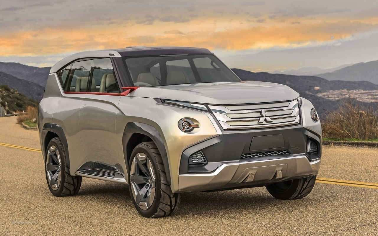 69 Best Review 2020 Mitsubishi Montero 2018 Release for 2020 Mitsubishi Montero 2018