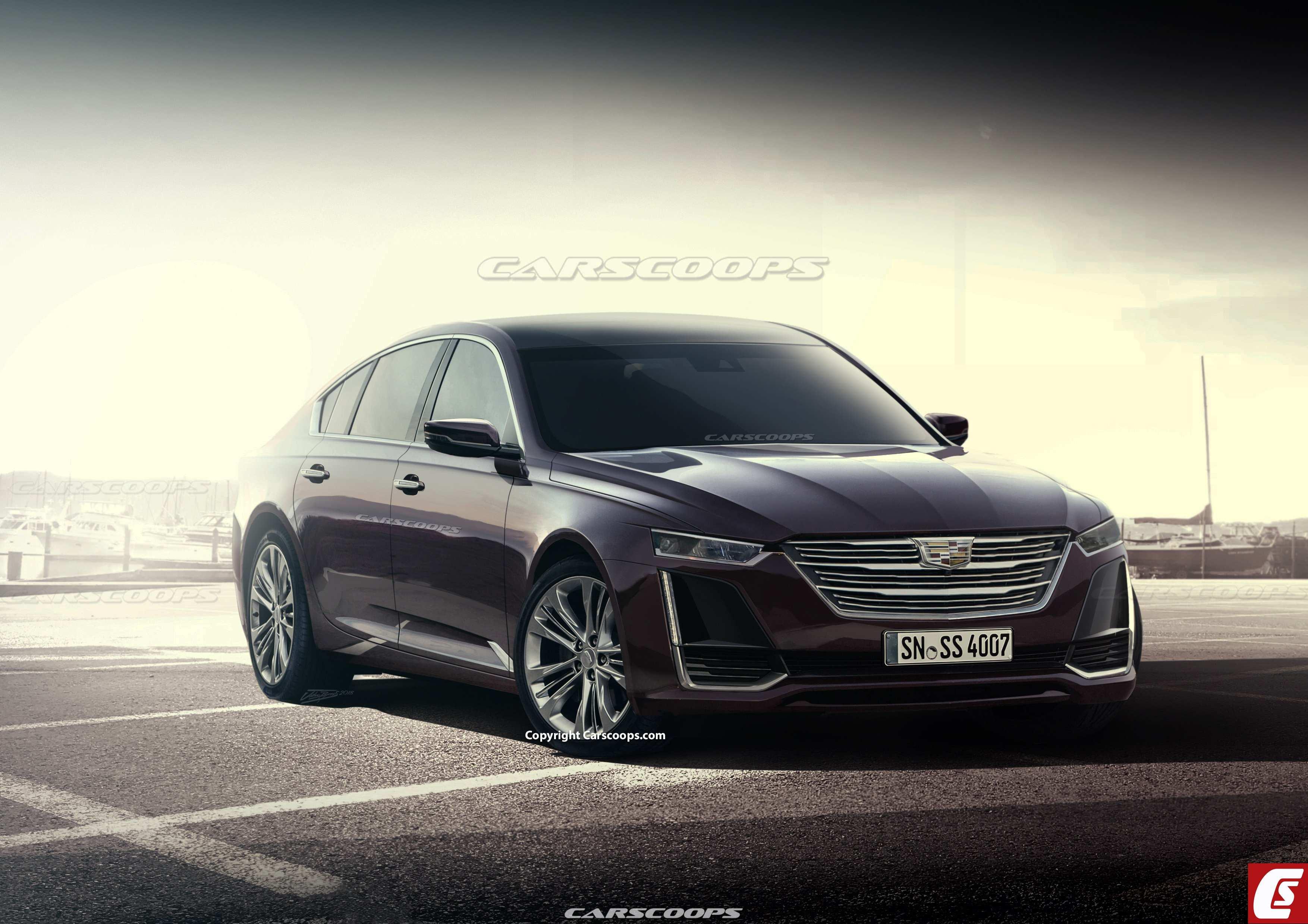 69 Concept of 2020 Cadillac XTS Concept by 2020 Cadillac XTS