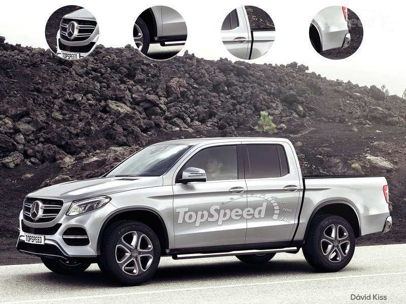 69 Concept of 2020 Mercedes Pickup Exterior and Interior for 2020 Mercedes Pickup
