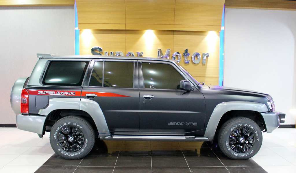 69 Gallery Of Nissan Patrol Super Safari 2020 Review With Nissan