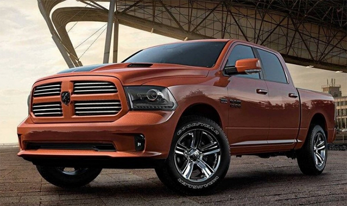 69 Great 2020 Dodge Dakota Redesign and Concept for 2020 Dodge Dakota
