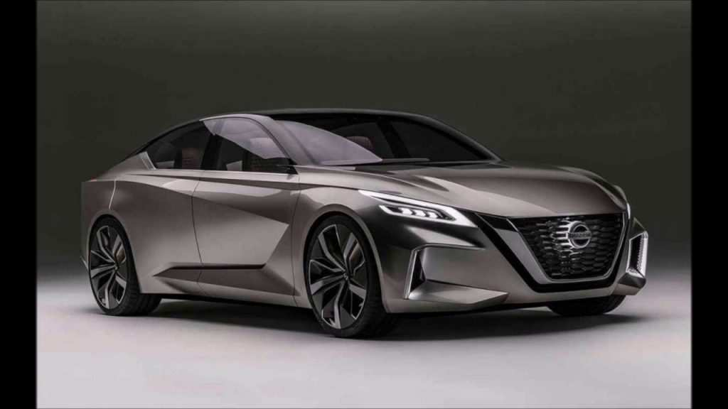 69 New 2020 Nissan Altima New Concept Speed Test for 2020 Nissan Altima New Concept