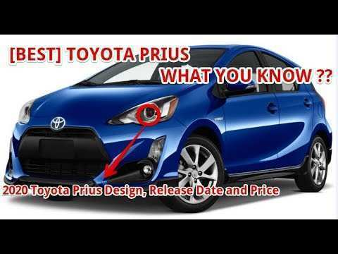 69 New 2020 Toyota Prius Pictures History by 2020 Toyota Prius Pictures