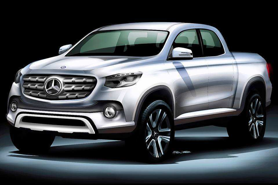 69 New New Mercedes Truck 2020 Specs and Review for New Mercedes Truck 2020