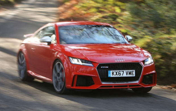 69 The 2020 Audi Tt Rs Release for 2020 Audi Tt Rs