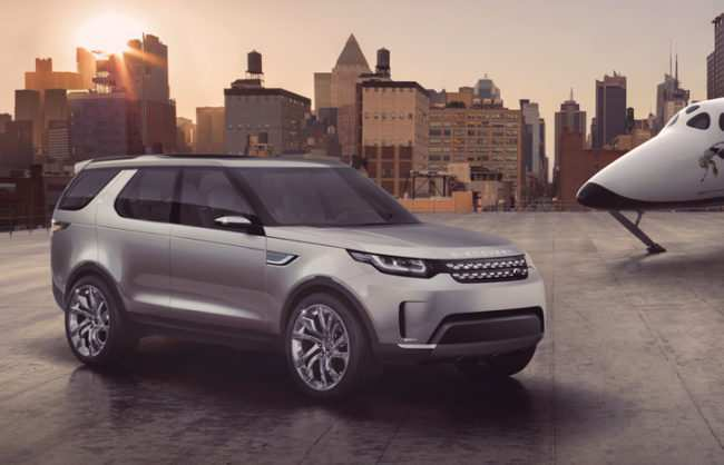69 The 2020 Land Rover Discovery Spy Shoot with 2020 Land Rover Discovery