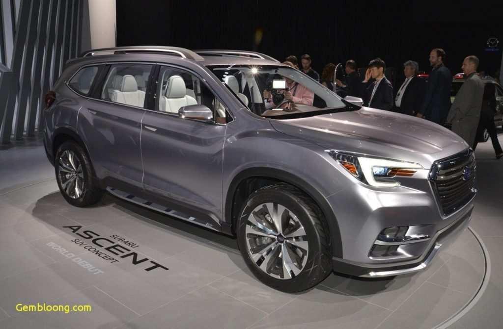 69 The 2020 Subaru Tribeca Speed Test with 2020 Subaru Tribeca