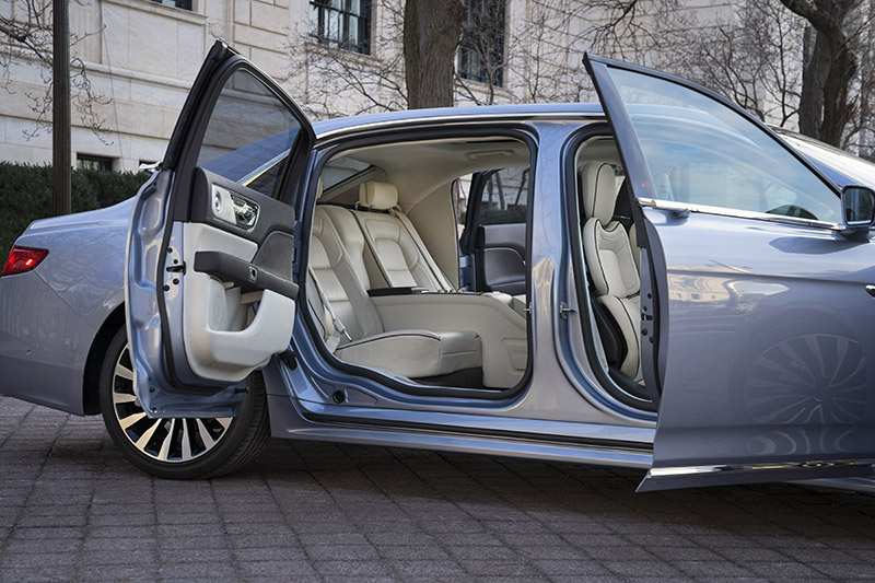 69 The 2020 The Lincoln Continental New Concept by 2020 The Lincoln Continental