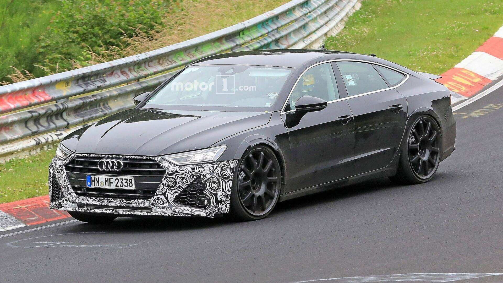 70 All New 2020 Audi S7 Price and Review for 2020 Audi S7