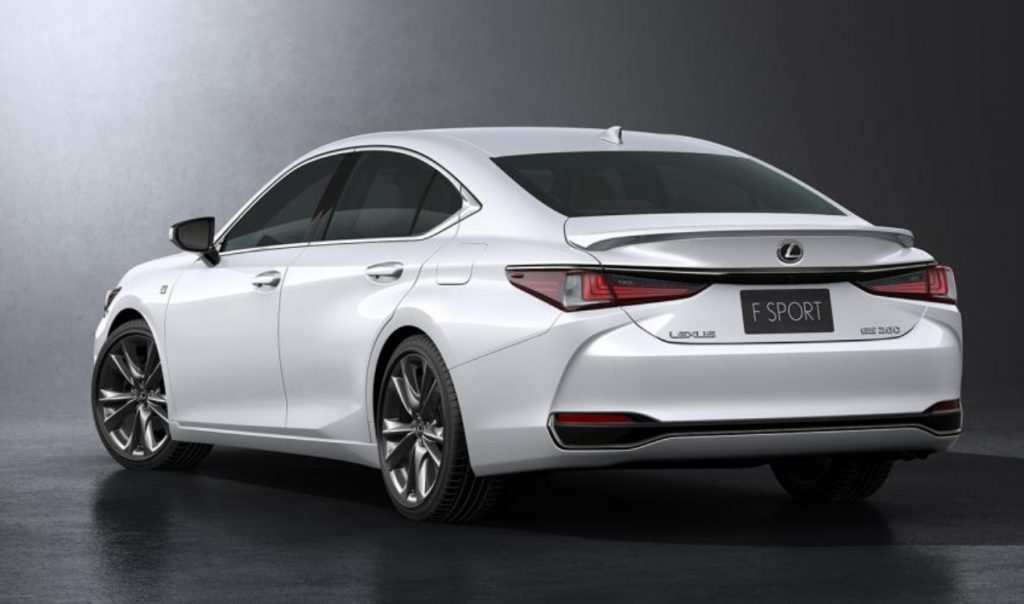 70 All New 2020 Lexus ES New Review for 2020 Lexus ES