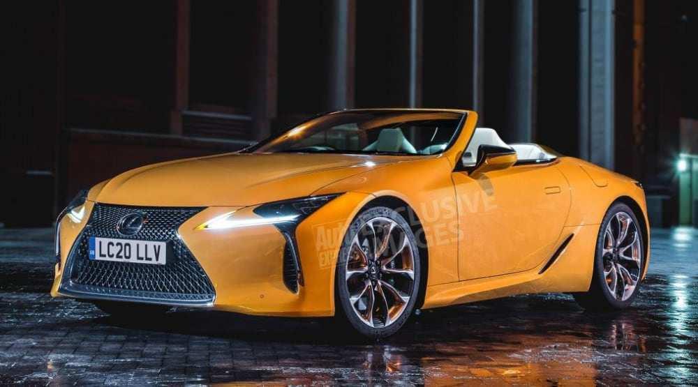 70 All New Lexus Convertible 2020 Rumors for Lexus Convertible 2020