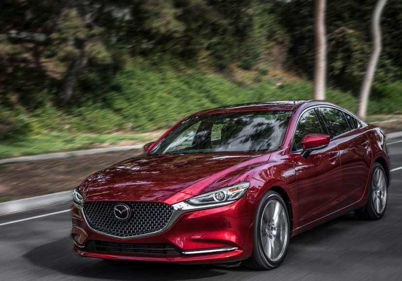 70 All New Mazda 6 2020 Exterior Rumors with Mazda 6 2020 Exterior