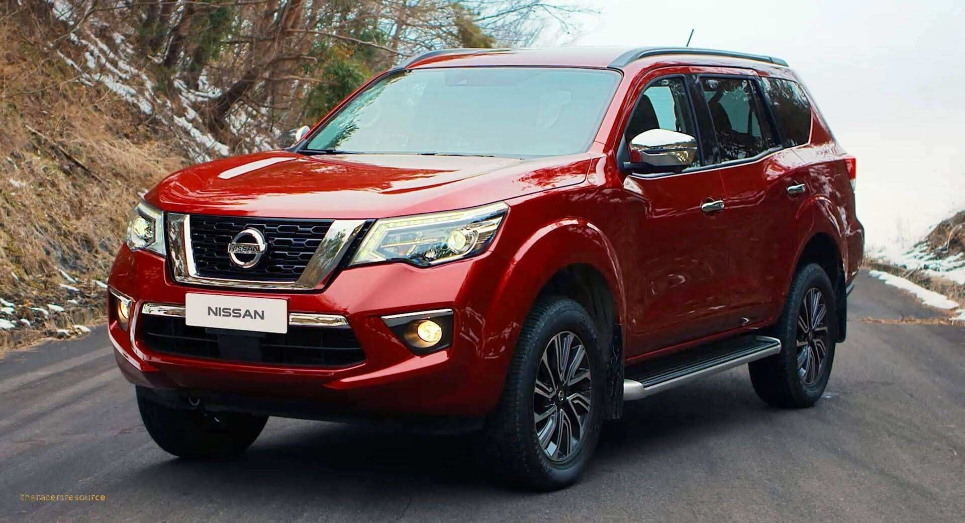 70 All New Nissan Patrol 2020 New Concept New Concept by Nissan Patrol 2020 New Concept
