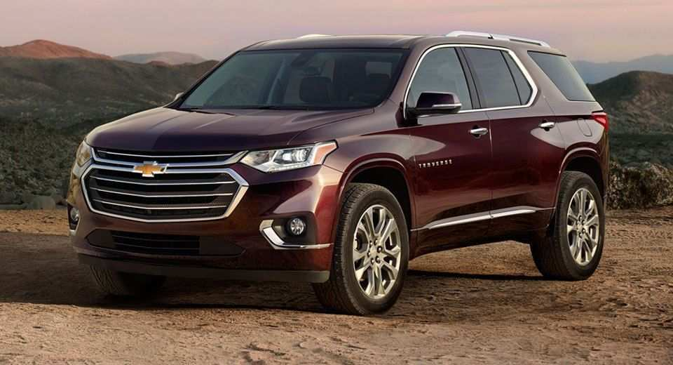 70 Best Review 2020 Chevy Traverse Exterior and Interior with 2020 Chevy Traverse