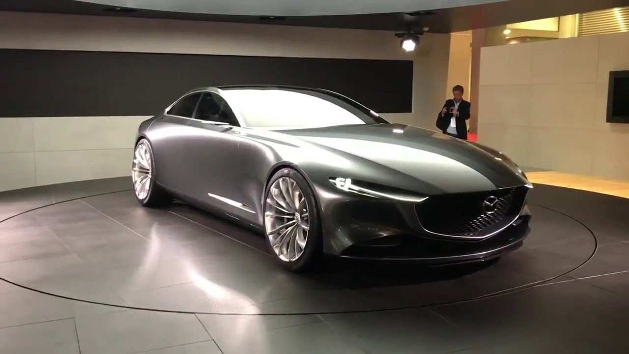 70 Best Review 2020 Mazda Vision Coupe Overview by 2020 Mazda Vision Coupe