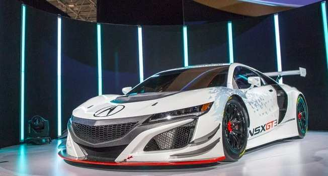 70 Concept of 2020 Acura NSX Speed Test for 2020 Acura NSX