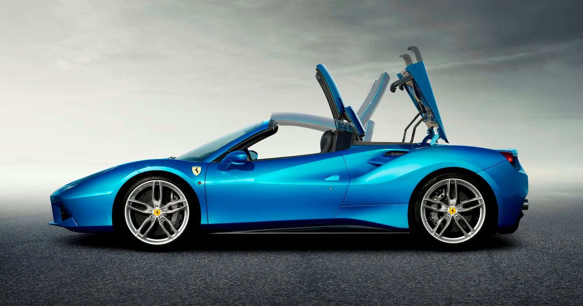 70 Concept of 2020 Ferrari 488 Spider Exterior Model with 2020 Ferrari 488 Spider Exterior
