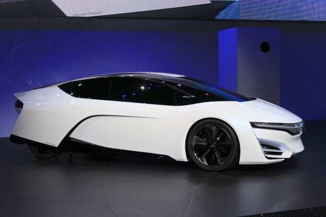 70 Concept of 2020 Honda Fcev Ratings by 2020 Honda Fcev