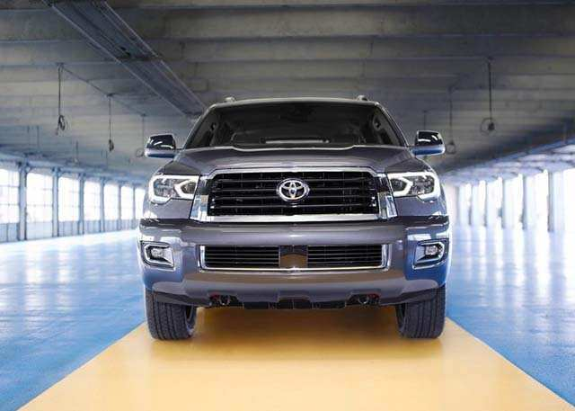 70 Concept of 2020 Toyota Sequoia Model with 2020 Toyota Sequoia