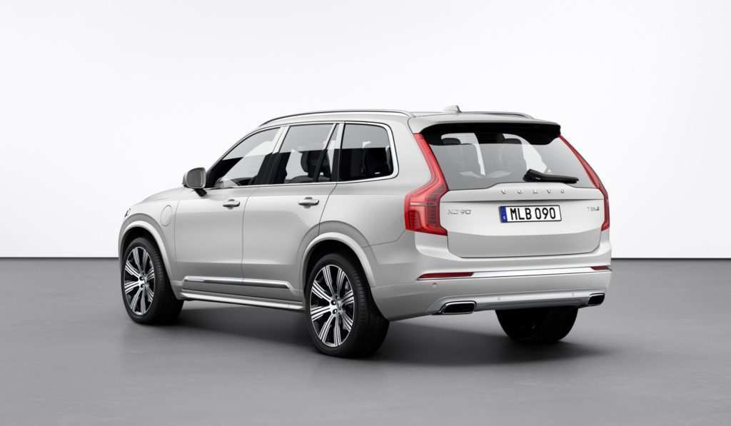 70 Concept of Volvo Xc90 Update 2020 Price and Review with Volvo Xc90 Update 2020