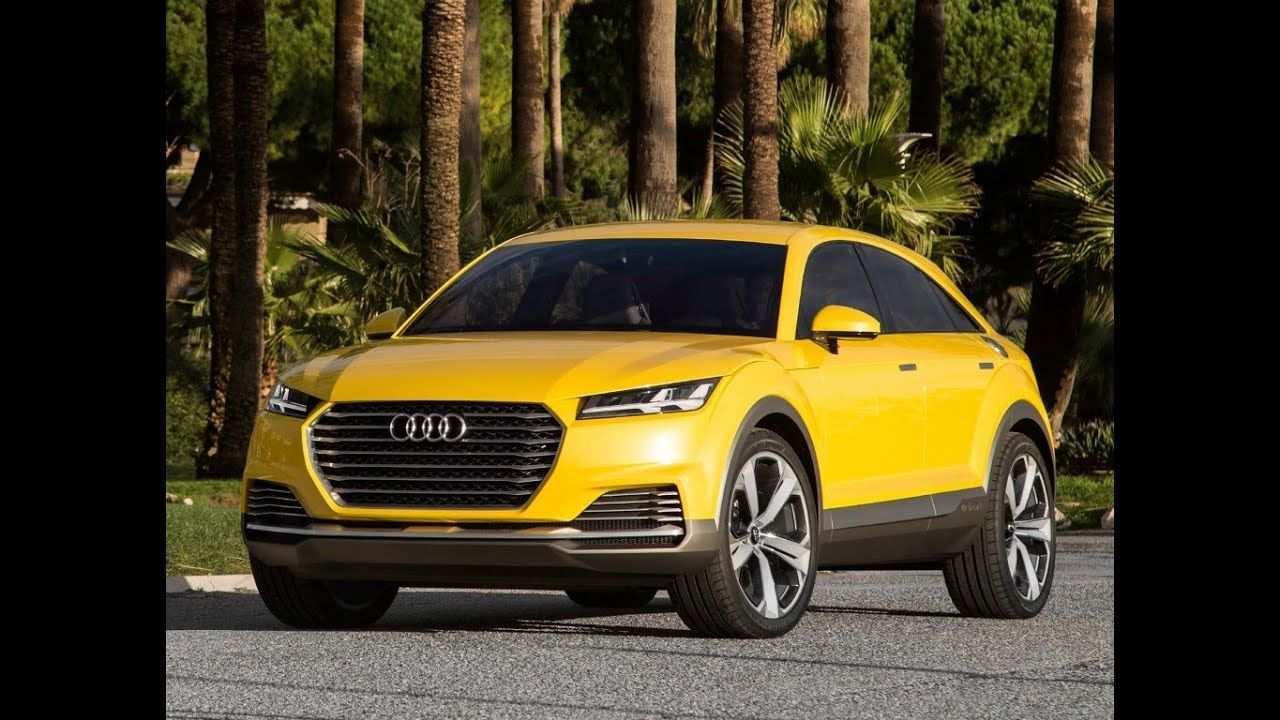 70 Gallery of 2020 Audi Q4s Exterior for 2020 Audi Q4s