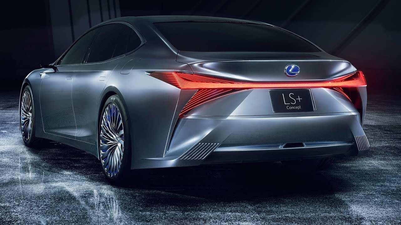 70 Gallery of 2020 Lexus LS Redesign for 2020 Lexus LS