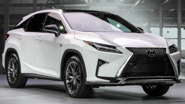 70 Gallery of 2020 Lexus Rx 350 F Sport Suv Release with 2020 Lexus Rx 350 F Sport Suv