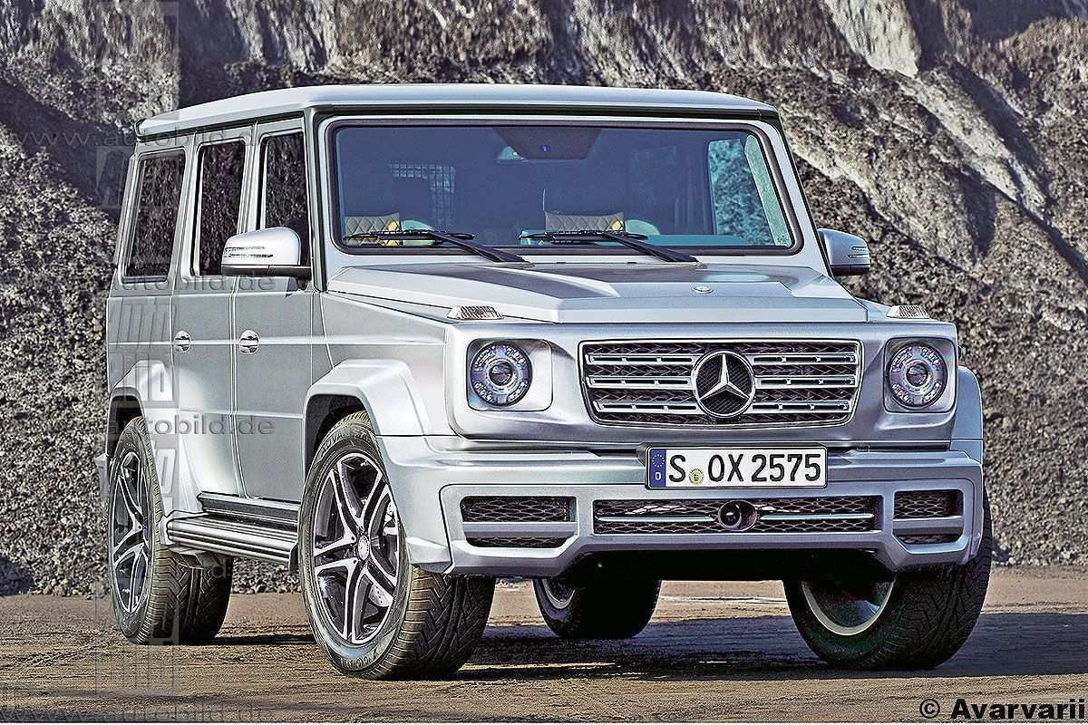 70 Gallery of 2020 Mercedes G Wagon New Concept Redesign and Concept by 2020 Mercedes G Wagon New Concept