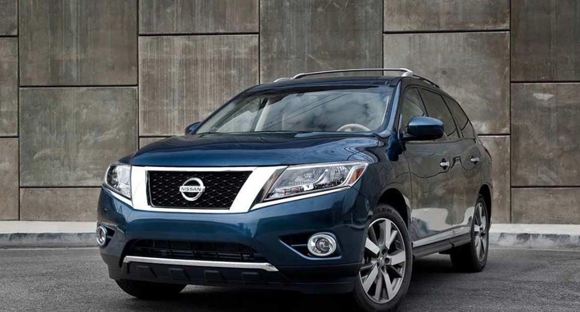 70 Gallery of 2020 Nissan Pathfinder Hybrid Performance by 2020 Nissan Pathfinder Hybrid