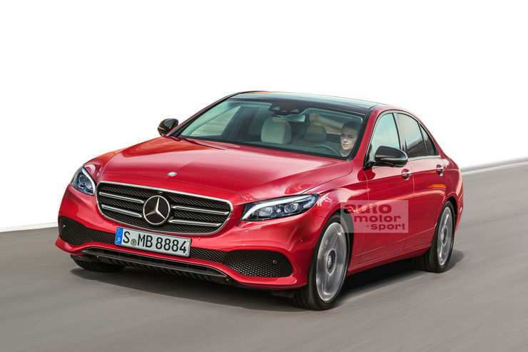 70 Gallery of Mercedes C Class Coupe 2020 Concept with Mercedes C Class Coupe 2020