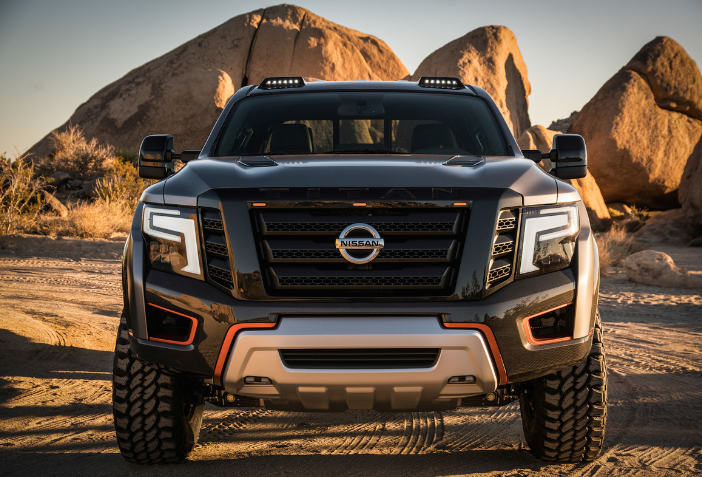 70 Gallery of Nissan Warrior 2020 Exterior and Interior by Nissan Warrior 2020