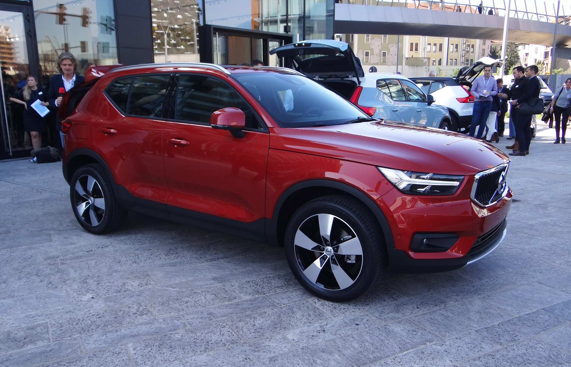 70 Gallery of Volvo Xc40 2020 New Concept Interior for Volvo Xc40 2020 New Concept