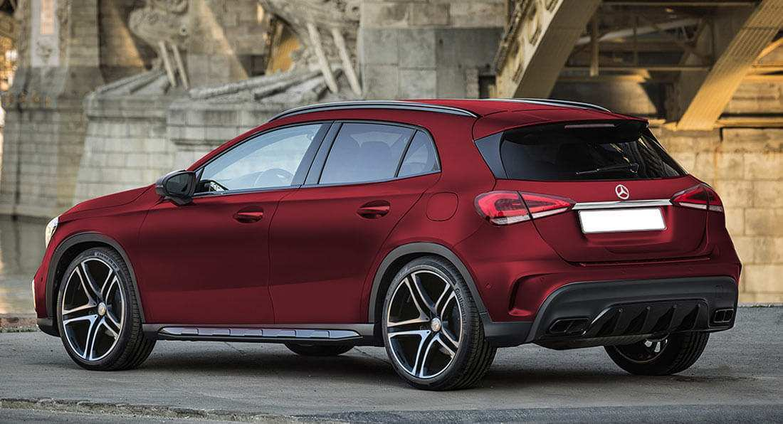 70 Great 2020 Mercedes Benz Gla Spesification by 2020 Mercedes Benz Gla
