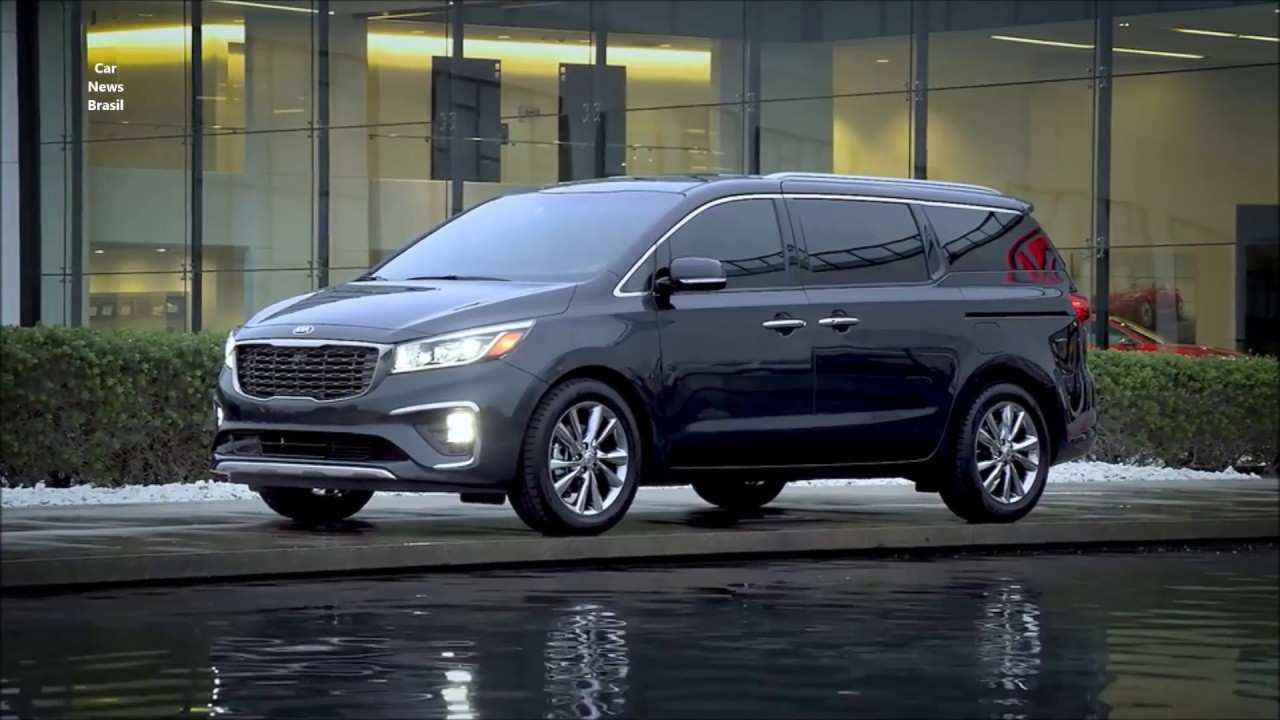 70 Great Kia Grand Carnival 2020 Exterior Performance for Kia Grand Carnival 2020 Exterior