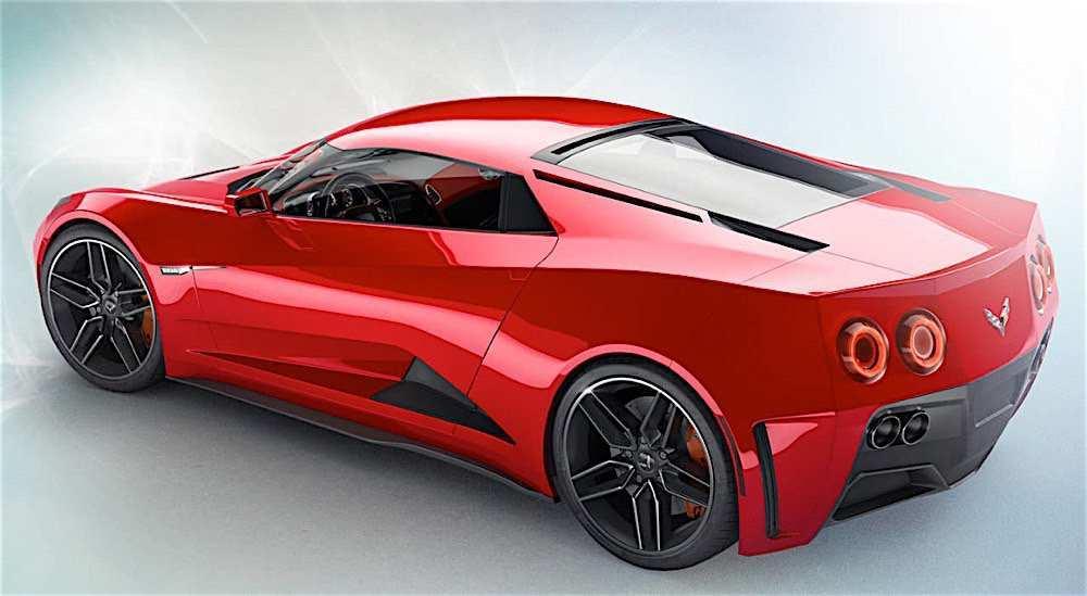 70 New 2020 Corvette ZR1 Redesign by 2020 Corvette ZR1