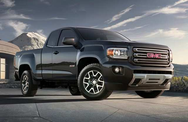 70 New 2020 Gmc Canyon Diesel Redesign by 2020 Gmc Canyon Diesel