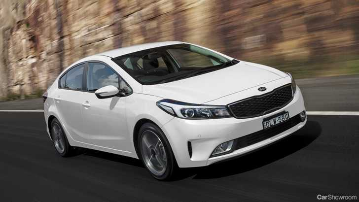 70 New 2020 Kia Cerato Australia History by 2020 Kia Cerato Australia