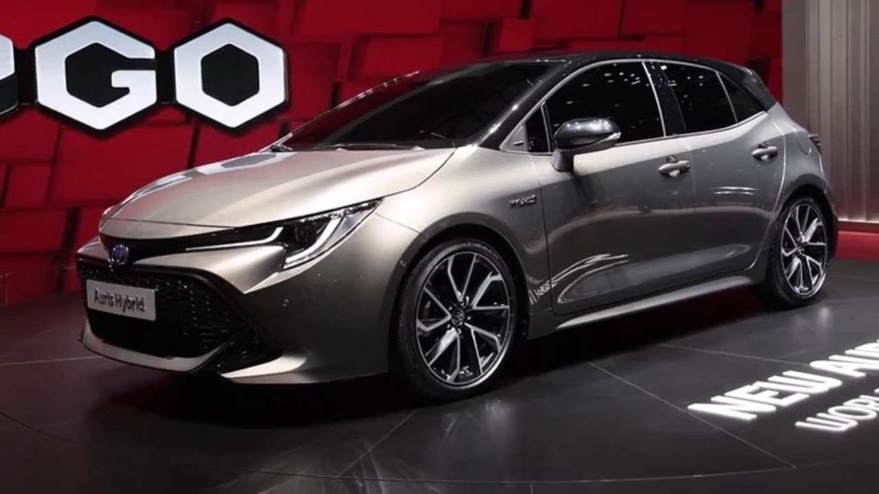 70 New 2020 Toyota Auris Rumors with 2020 Toyota Auris