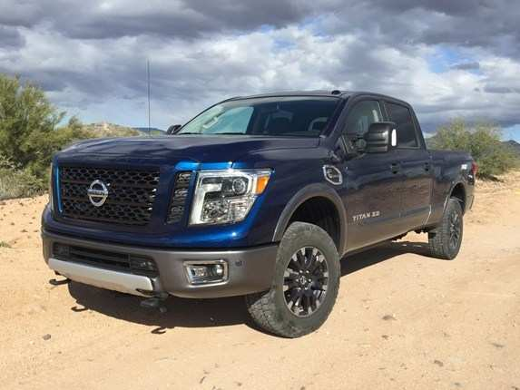 70 The 2016 Nissan Titan XD Rumors by 2016 Nissan Titan XD