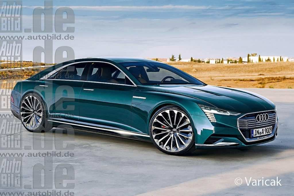 70 The 2020 Audi A9 Concept Exterior and Interior with 2020 Audi A9 Concept