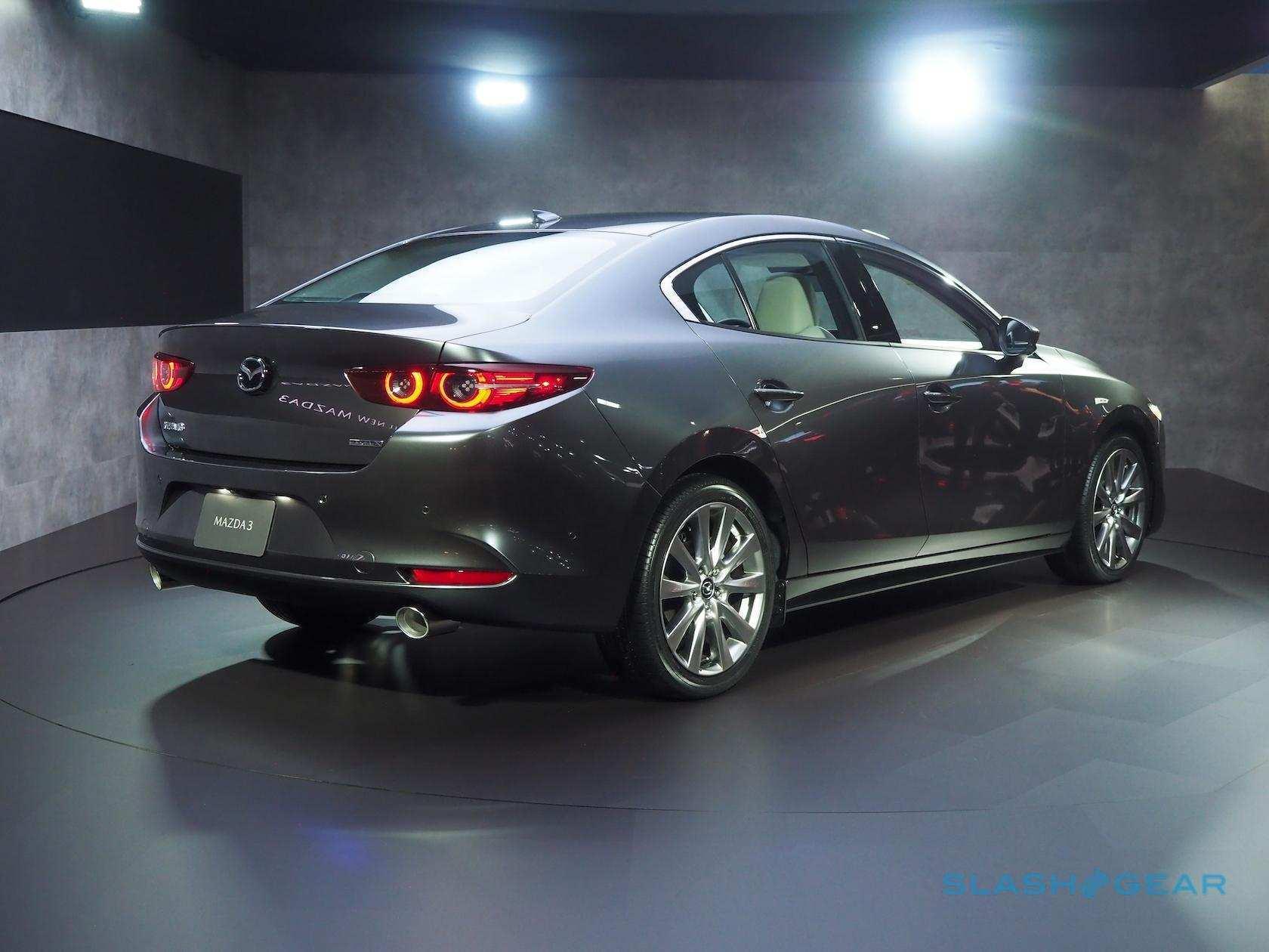 70 The 2020 Mazda 3 Sedan Concept with 2020 Mazda 3 Sedan