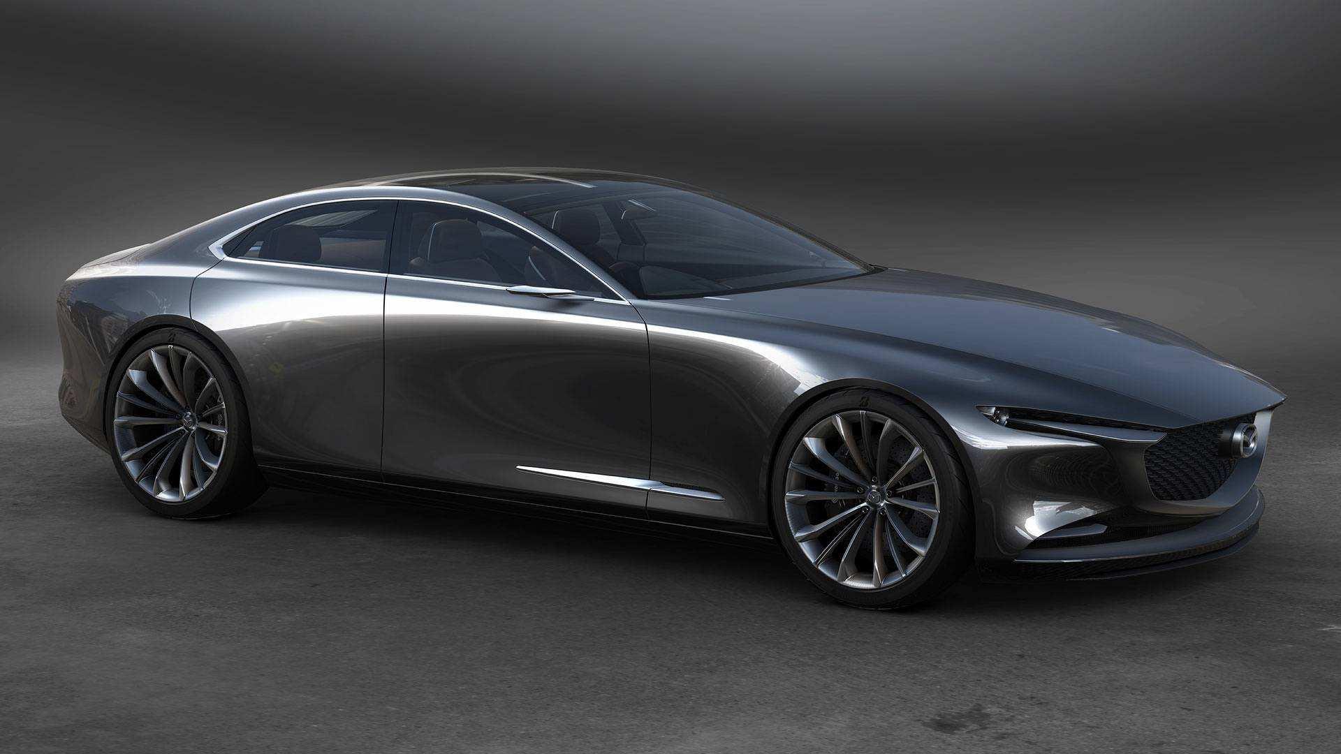 70 The 2020 Mazda Vision Exterior by 2020 Mazda Vision